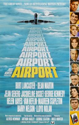 Manifesto di Airport, di George Seaton