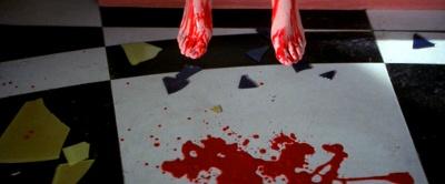 Colori di morte: sangue della prima vittima di Suspiria
