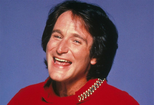 Robin Williams in Mork & Mindy